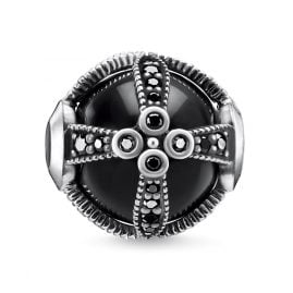 Thomas Sabo K0268-641-11 Bead Royalty Schwarz