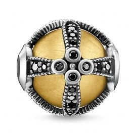 Thomas Sabo K0306-849-11 Bead Royalty Gold