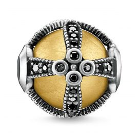 Thomas Sabo K0306-849-11 Bead Royalty Golden