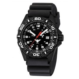KHS RE.DB Mens Watch Reaper with Black Diver Band