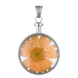 Blumenkind BL01MSSOR Blüten-Anhänger Orange