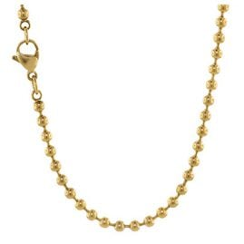 Blumenkind SC073G Halskette Goldfarben