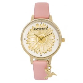 Blumenkind 04091981GWHPRO Ladies' Wristwatch Gold Tone/Rose