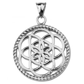 Traumfänger TF02LSS Dreamcatcher Pendant Flower L