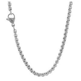 Traumfänger SC063 Damen Edelstahl-Halskette