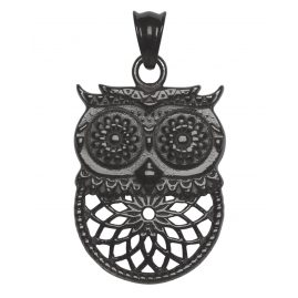 Traumfänger TF10MBK Ladies Pendant Owl