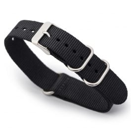 svalbard NS11 Nato Watch Strap Black