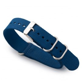 svalbard NS12 Nato Watch Strap Blue