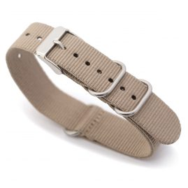 svalbard NS17 Nato Watch Strap Beige