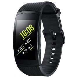Samsung SM-R365 Fitnesstracker Gear Fit2 Pro Size L Black
