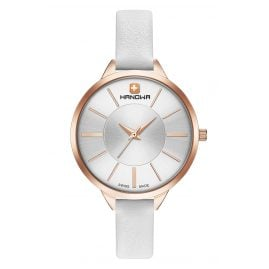 Hanowa 16-6076.09.001 Ladies Watch Elisa White/Rose