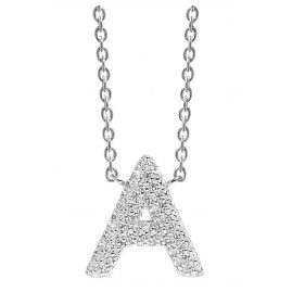 Sif Jakobs Jewellery SJ-C00A-CZ Necklace Novoli A