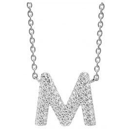 Sif Jakobs Jewellery SJ-C00M-CZ Halskette Novoli M