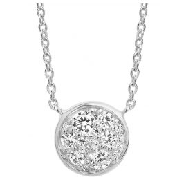 Sif Jakobs Jewellery SJ-C1056-CZ Ladies' Necklace Novara