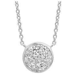 Sif Jakobs Jewellery SJ-C1056-CZ Damen-Halskette Novara