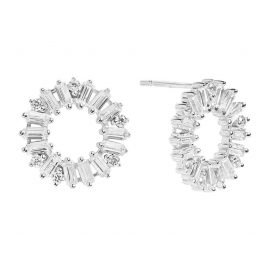 Sif Jakobs Jewellery SJ-E0324-CZ Damen-Ohrringe Antella Circolo