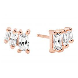 Sif Jakobs Jewellery SJ-E1045-CZ(RG) Damen-Ohrringe Antella Tre Rosé
