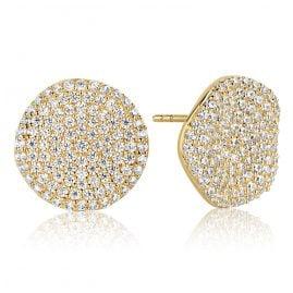 Sif Jakobs Jewellery SJ-E2059-CZ(YG) Damenohrstecker Monterosso