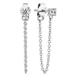Sif Jakobs Jewellery SJ-E1071-CZ Ohrringe Princess Piccolo Lungo