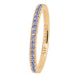 Sif Jakobs Jewellery SJ-R2869-BLN(YG) Ladies' Ring Ellera