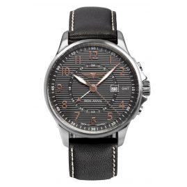 Iron Annie 5840-5 Herren-Armbanduhr Wellblech GMT