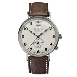 Iron Annie 5940-5 Herrenuhr Amazonas Dual Time