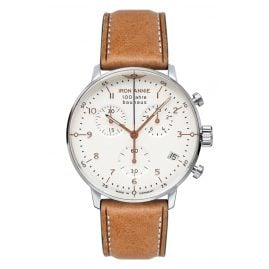 Iron Annie 5096-4 Men's Watch Chronograph 100 Jahre Bauhaus
