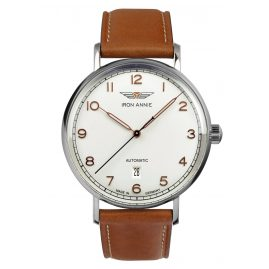 Iron Annie 5956-1 Men's Automatic Watch Amazonas Impression