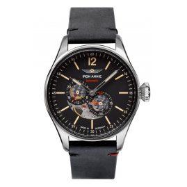 Iron Annie 5172-2 Herren-Armbanduhr Automatik Flight Control Schwarz