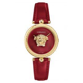 Versace VECQ00418 Damenuhr Palazzo Empire Rot