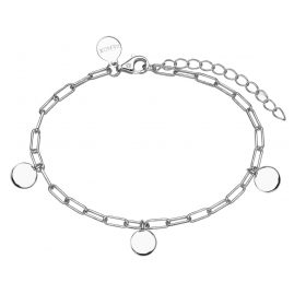 Xenox XS3681 Silver Ladies' Bracelet Poppy Poems