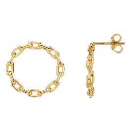 Xenox XS1939G Ohrringe für Damen Delight Silber vergoldet
