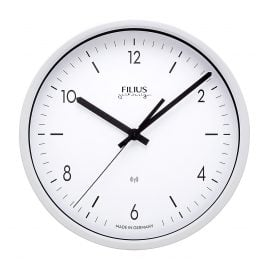 Filius 0302-0 Radio-Controlled Wall Clock 30 cm