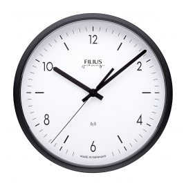 Filius 0302-7 Radio-Controlled Wall Clock 30 cm