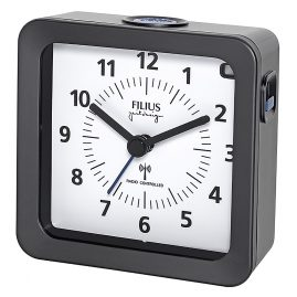 Filius 0523-17 Radio-Controlled Alarm Clock