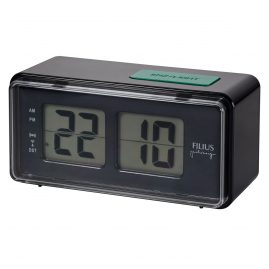 Filius 0530-7 Radio-Controlled Digital Alarm Clock