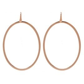 Lott Gioielli CLEA728-R41017 Hoop Earrings