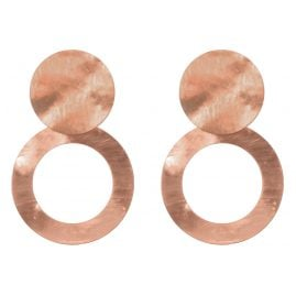 Lott Gioielli CLEA757-R41053 Ladies´ Drop Earrings