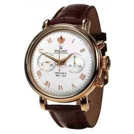 Poljot International 2901.1941612 Men´s Hand-Winding Watch Chronograph Nicolai II