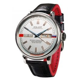 Poljot International 2427.1546511 Herrenuhr Automatik Gorbatchov