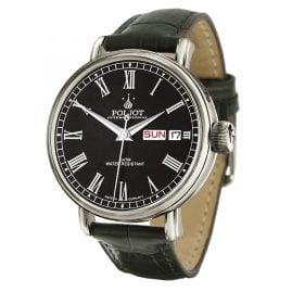 Poljot International 2427.1540913 Men's Automatic Watch New Jaroslavl Black
