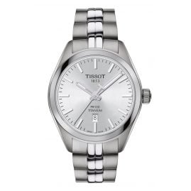 Tissot T101.210.44.031.00 Ladies' Wristwatch PR 100 Titanium Lady