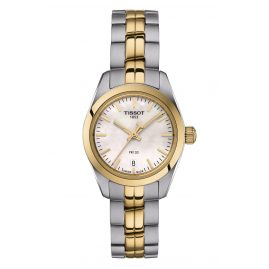 Tissot T101.010.22.111.00 Ladies' Wristwatch PR 100 Lady Small