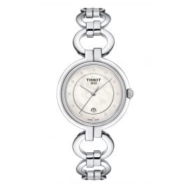 Tissot T094.210.11.116.00 Damen-Armbanduhr Flamingo