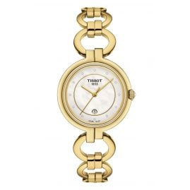 Tissot T094.210.33.116.00 Ladies' Wristwatch Flamingo