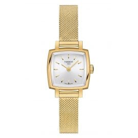 Tissot T058.109.33.031.00 Damenuhr Lovely Square