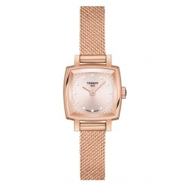 Tissot T058.109.33.456.00 Damen-Armbanduhr Lovely Square