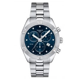 Tissot T101.917.11.046.00 Damen-Chronograph PR 100 Sport Chic Lady