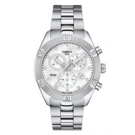 Tissot T101.917.11.116.00 Ladies Chronograph PR 100 Sport Chic Lady