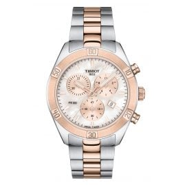Tissot T101.917.22.151.00 Ladies Chronograph PR 100 Sport Chic Lady